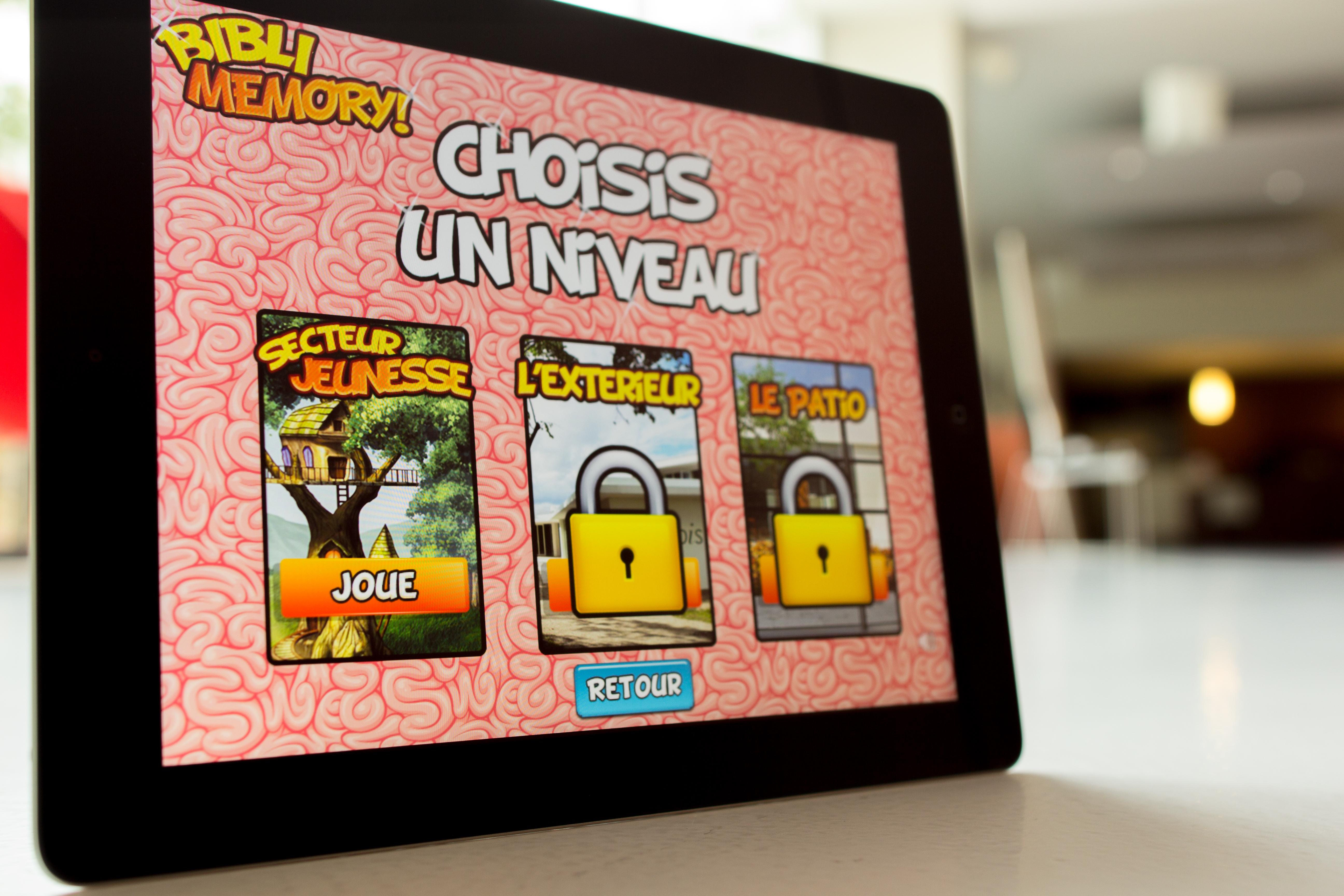 créer jeux utile création créer sérieux médiation valoriser bibliothèque médiathèques serious games interne