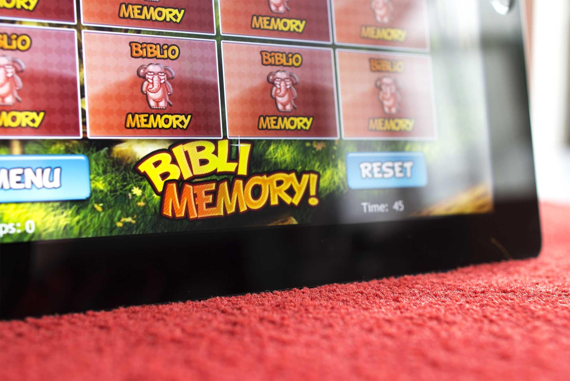 Création créer propre jeu sérieux médiathèque bibliothèque sérious game valoriser exposition jeunesse application